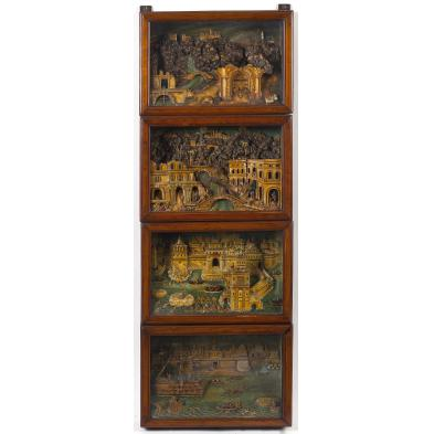 set-of-four-antique-biblical-dioramas