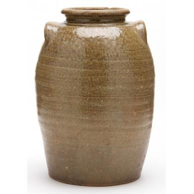 nc-pottery-two-gallon-jar-thomas-ritchie-1825-1909-lincoln-county
