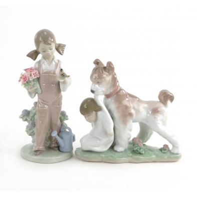 two-lladro-figurines-of-children