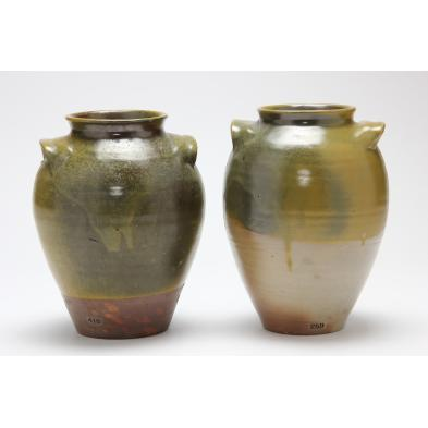 similar-pair-of-jugtown-vases