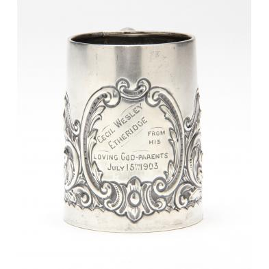 an-edwardian-silver-christening-cup