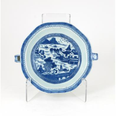 chinese-export-canton-porcelain-serving-plate