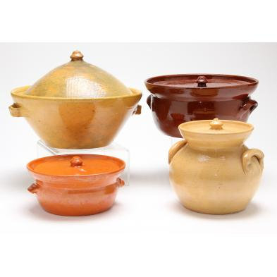 four-lidded-serving-bowls