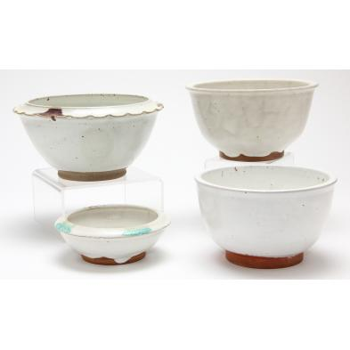 four-chinese-white-bowls
