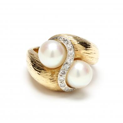 18kt-pearl-and-diamond-ring