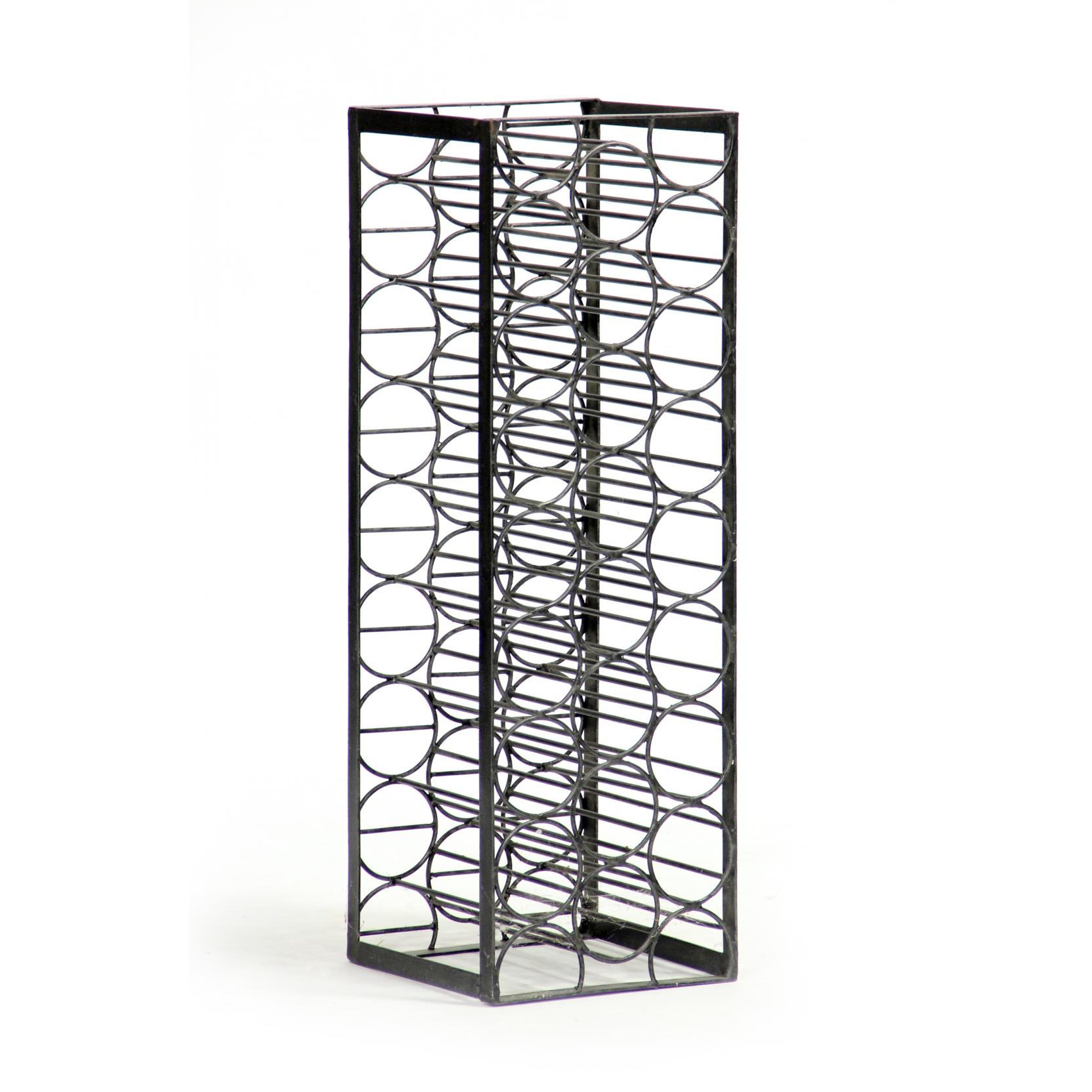 contemporary-industrial-iron-wine-rack