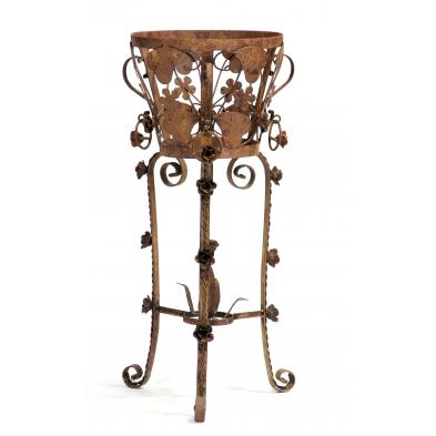 italianate-iron-jardiniere-stand