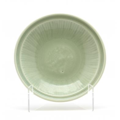 chinese-longquan-celadon-plate