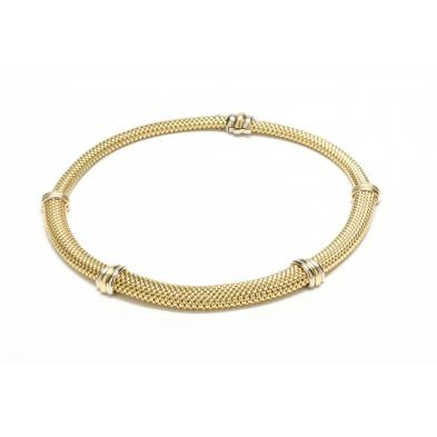 18kt-gold-choker-necklace-bersani