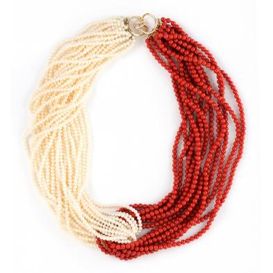 14kt-coral-and-pearl-torsade-necklace