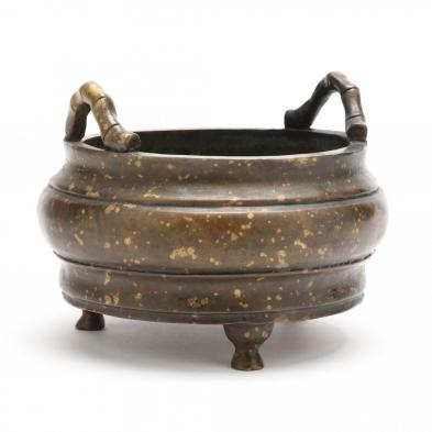 chinese-gold-splashed-tripod-vessel