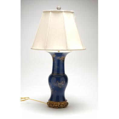 antique-chinese-powder-blue-porcelain-table-lamp