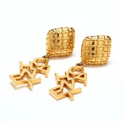 vintage-gold-tone-ear-clips-chanel