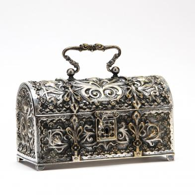 very-fine-art-nouveau-silverplate-jewelry-casket