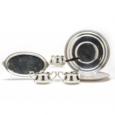 group-of-s-kirk-son-sterling-silver