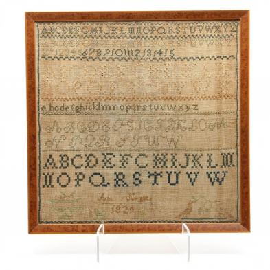 early-19th-century-american-sampler