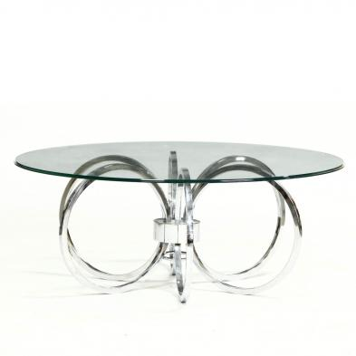 american-modernist-chrome-ring-cocktail-table