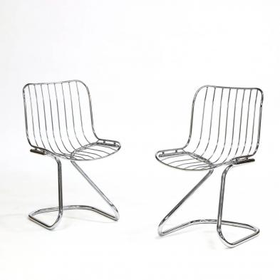 pair-of-modernist-steel-side-chairs