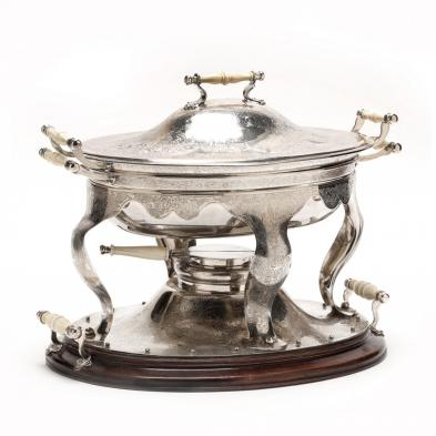 a-very-fine-american-sterling-silver-chafing-dish-on-stand