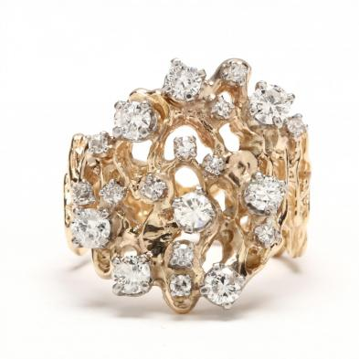 14kt-diamond-ring