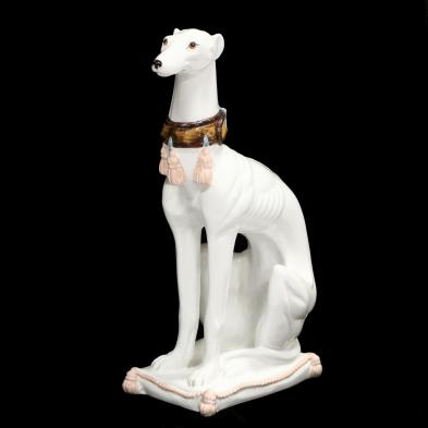 italian-porcelain-figure-of-a-whippet