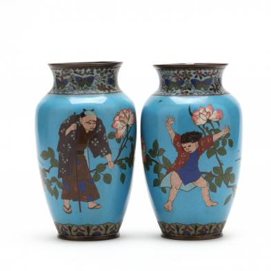 pair-of-cloisonne-vases-with-figures