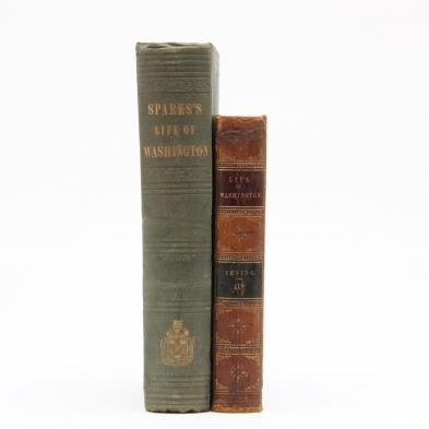 two-19th-century-george-washington-biographies
