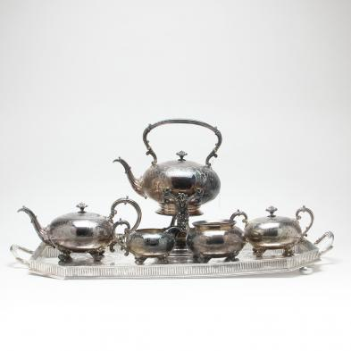 very-fine-vintage-silverplate-tea-service-with-gallery-tray