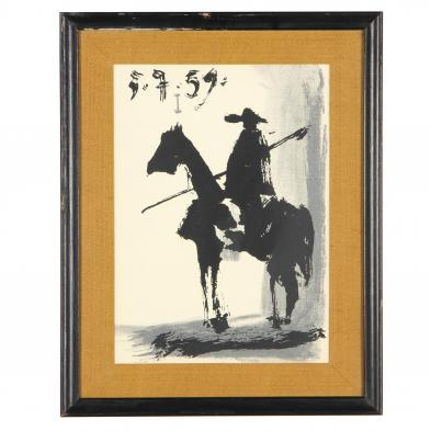 after-pablo-picasso-1881-1973-lithograph-from-i-toros-y-toreros-i