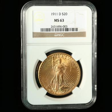 1911-d-20-gold-st-gaudens-double-eagle