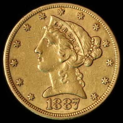 1887-s-5-gold-liberty-head-half-eagle