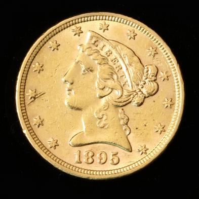 1895-5-gold-liberty-head-half-eagle