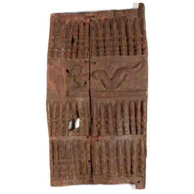 mali-dogon-two-panel-relief-carved-wooden-door