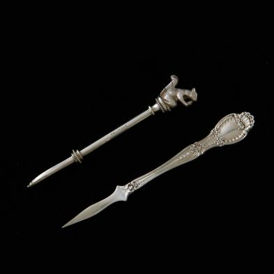 two-sterling-silver-nut-picks-gorham-and-tiffany-co