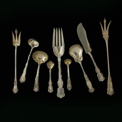nine-antique-american-sterling-silver-servers