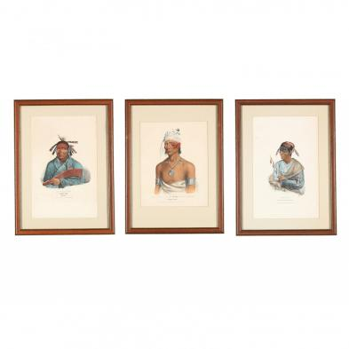 three-j-o-lewis-indian-portraits
