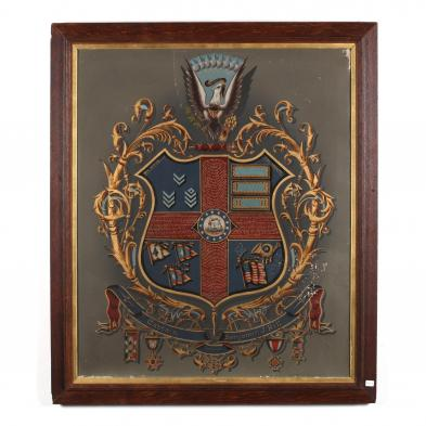 maine-volunteer-s-civil-war-service-escutcheon
