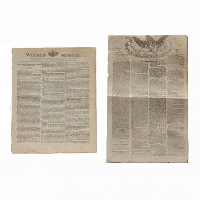 two-late-18th-century-american-newspapers