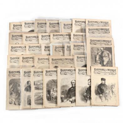 37-complete-1862-issues-of-i-harper-s-weekly-i