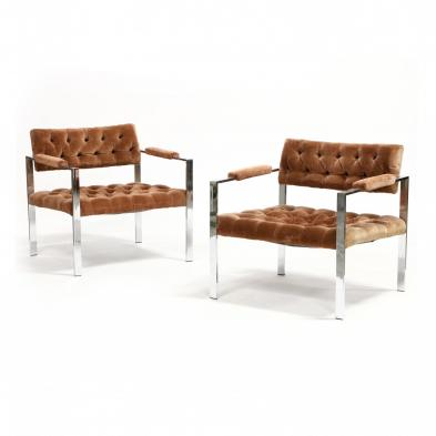 pair-of-baughmann-style-modernist-arm-chairs