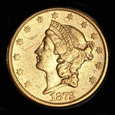 1872-cc-20-gold-liberty-head-double-eagle