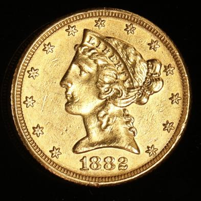 1882-5-gold-liberty-head-half-eagle