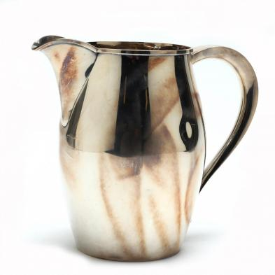 a-paul-revere-sterling-silver-water-pitcher-by-gorham