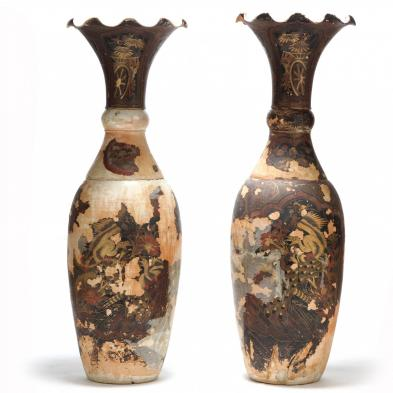a-pair-of-monumental-japanese-lacquered-porcelain-floor-vases
