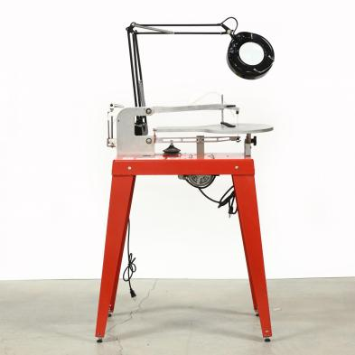 rbi-precision-scroll-saw-with-adjustable-chair