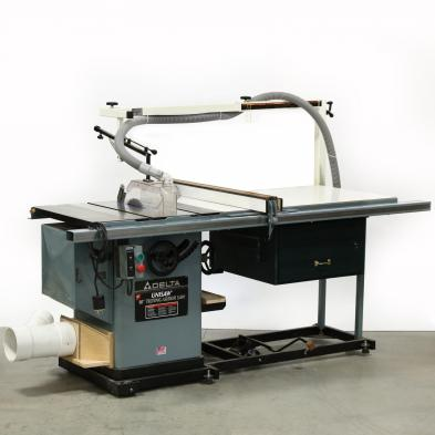delta-10-in-left-hand-tilting-arbor-saw-with-roller-stands