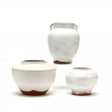 three-chinese-white-vases