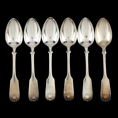 a-set-of-six-scottish-victorian-silver-teaspoons