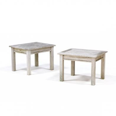 gloster-pair-of-teak-low-tables