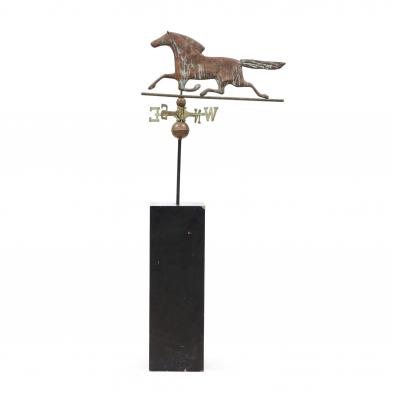 full-bodied-copper-horse-weathervane